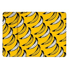 Fruit Bananas Yellow Orange White Samsung Galaxy Tab 10 1  P7500 Flip Case