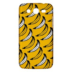 Fruit Bananas Yellow Orange White Samsung Galaxy Mega 5 8 I9152 Hardshell Case  by Alisyart