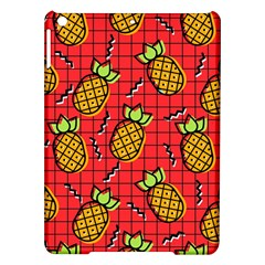 Fruit Pineapple Red Yellow Green Ipad Air Hardshell Cases