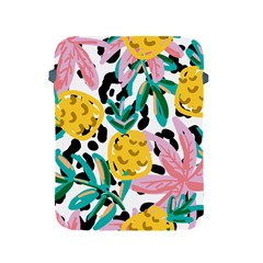 Fruit Pattern Pineapple Leaf Apple Ipad 2/3/4 Protective Soft Cases