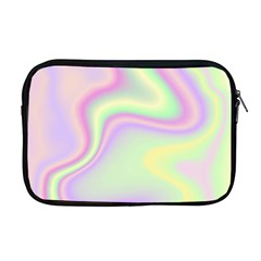 Holographic Design Apple Macbook Pro 17  Zipper Case