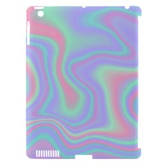 Holographic Design Apple Ipad 3/4 Hardshell Case (compatible With Smart Cover) by tarastyle