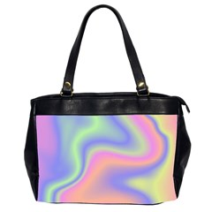 Holographic Design Office Handbags (2 Sides)  by tarastyle