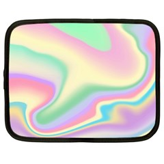 Holographic Design Netbook Case (xxl)