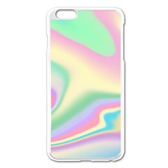Holographic Design Apple Iphone 6 Plus/6s Plus Enamel White Case by tarastyle