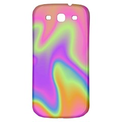 Holographic Design Samsung Galaxy S3 S Iii Classic Hardshell Back Case