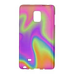 Holographic Design Galaxy Note Edge by tarastyle