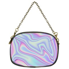 Holographic Design Chain Purses (one Side)  by tarastyle