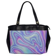 Holographic Design Office Handbags by tarastyle