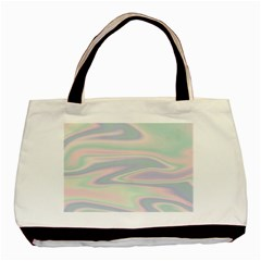 Holographic Design Basic Tote Bag by tarastyle