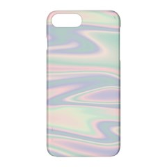 Holographic Design Apple Iphone 8 Plus Hardshell Case by tarastyle