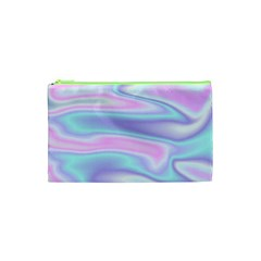 Holographic Design Cosmetic Bag (xs) by tarastyle