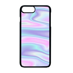Holographic Design Apple Iphone 8 Plus Seamless Case (black) by tarastyle