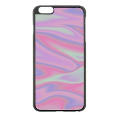 Holographic Design Apple Iphone 6 Plus/6s Plus Black Enamel Case by tarastyle