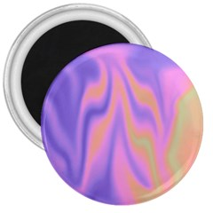 Holographic Design 3  Magnets by tarastyle