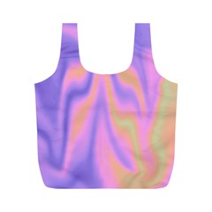 Holographic Design Full Print Recycle Bags (m)