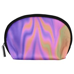 Holographic Design Accessory Pouches (large)
