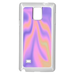 Holographic Design Samsung Galaxy Note 4 Case (white)
