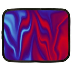 Holographic Design Netbook Case (xl)  by tarastyle