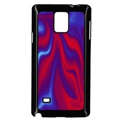 Holographic Design Samsung Galaxy Note 4 Case (black)
