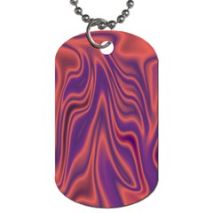 Holographic Design Dog Tag (two Sides) by tarastyle