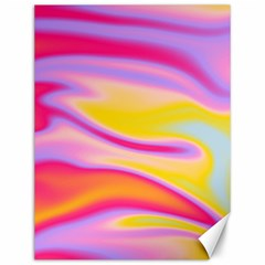 Holographic Design Canvas 12  X 16   by tarastyle