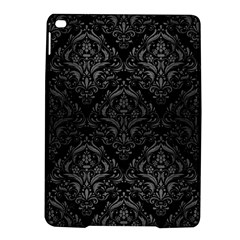 Damask1 Black Marble & Gray Brushed Metal (r) Ipad Air 2 Hardshell Cases by trendistuff