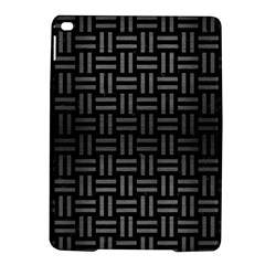 Woven1 Black Marble & Gray Brushed Metal (r) Ipad Air 2 Hardshell Cases by trendistuff