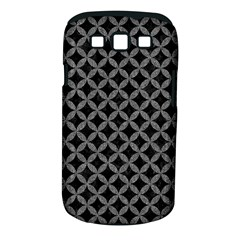 Circles3 Black Marble & Gray Denim (r) Samsung Galaxy S Iii Classic Hardshell Case (pc+silicone) by trendistuff