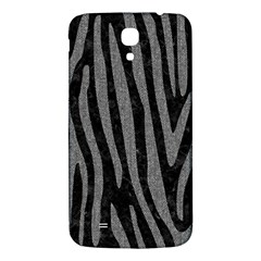 Skin4 Black Marble & Gray Denim Samsung Galaxy Mega I9200 Hardshell Back Case by trendistuff