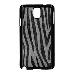 Skin4 Black Marble & Gray Denim (r) Samsung Galaxy Note 3 Neo Hardshell Case (black) by trendistuff