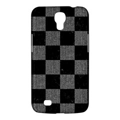 Square1 Black Marble & Gray Denim Samsung Galaxy Mega 6 3  I9200 Hardshell Case by trendistuff