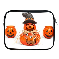 Funny Halloween Pumpkins Apple Ipad 2/3/4 Zipper Cases by gothicandhalloweenstore