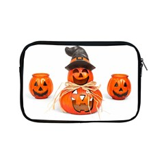 Funny Halloween Pumpkins Apple Ipad Mini Zipper Cases by gothicandhalloweenstore