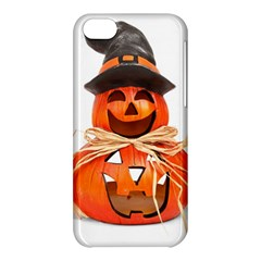 Funny Halloween Pumpkins Apple Iphone 5c Hardshell Case by gothicandhalloweenstore