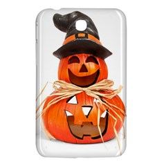 Funny Halloween Pumpkins Samsung Galaxy Tab 3 (7 ) P3200 Hardshell Case  by gothicandhalloweenstore