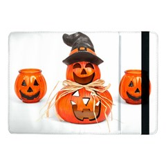 Funny Halloween Pumpkins Samsung Galaxy Tab Pro 10 1  Flip Case by gothicandhalloweenstore