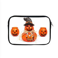 Funny Halloween Pumpkins Apple Macbook Pro 15  Zipper Case by gothicandhalloweenstore