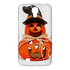 Funny Halloween Pumpkins Samsung Galaxy Mega 6 3  I9200 Hardshell Case by gothicandhalloweenstore