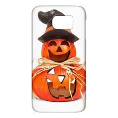 Funny Halloween Pumpkins Galaxy S6 by gothicandhalloweenstore
