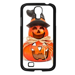 Funny Halloween Pumpkins Samsung Galaxy S4 I9500/ I9505 Case (black) by gothicandhalloweenstore