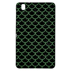Scales1 Black Marble & Green Denim (r) Samsung Galaxy Tab Pro 8 4 Hardshell Case by trendistuff