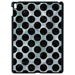 Circles2 Black Marble & Ice Crystals Apple Ipad Pro 9 7   Black Seamless Case by trendistuff