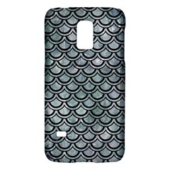 Scales2 Black Marble & Ice Crystals Galaxy S5 Mini by trendistuff
