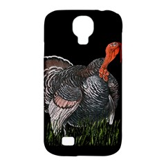 Thanksgiving Turkey Samsung Galaxy S4 Classic Hardshell Case (pc+silicone) by Valentinaart