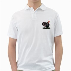 Thanksgiving Turkey Golf Shirts
