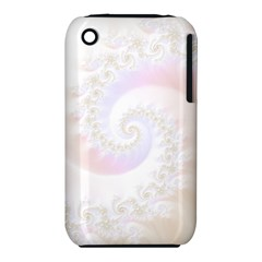 Mother Of Pearls Luxurious Fractal Spiral Necklace Iphone 3s/3gs by jayaprime