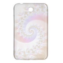 Mother Of Pearls Luxurious Fractal Spiral Necklace Samsung Galaxy Tab 3 (7 ) P3200 Hardshell Case  by jayaprime