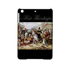The First Thanksgiving Ipad Mini 2 Hardshell Cases by Valentinaart