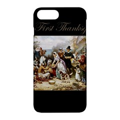 The First Thanksgiving Apple Iphone 7 Plus Hardshell Case
